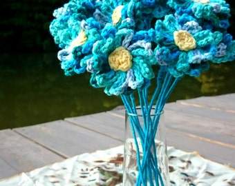 Summer Blues Bouquet