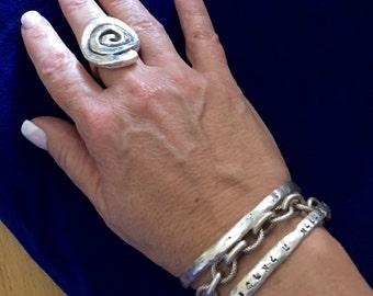 Shema Israel Bracelet-HWB1B