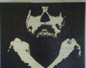 Black Sails original cover art.
