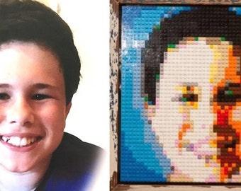 Custom Lego Portraits