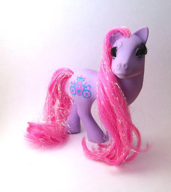 my little pony princess royal purple, 1990-91