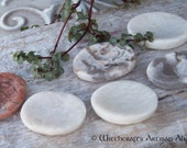 MOONSTONE Palm Stone Gemstone in Gift Bag
