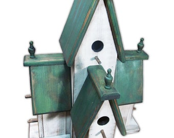 Large Manor Birdhouse