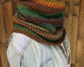 Crochet Eclectic Cowl - KISPIOX