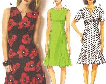 Plus Summer Dress Sz 16 18 20 22 24 Pattern