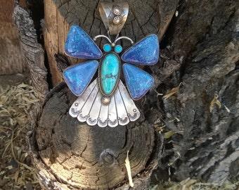 Rocki Gorman Swallow-tail Butterfly Pendant