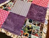 Girl Star Wars Blanket