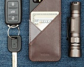 iphone 5 card case, iphone 5 case, iphone 5 wallet case, leather iphone 5, thin mens wallet, thin wallet, thin wallet leather