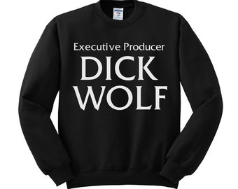 Executive Producer Sweatshirt, SVU, Special Victims, Cult Classic, 1990s Sweater, TV Show, Order Shirt, Law Gift, Unit Shirt