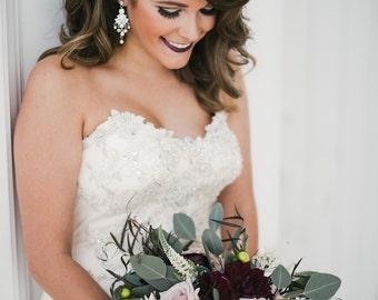 Pearl Bridal Comb, Rhinestone Comb, Bridal Comb Crystal, Wedding Hair Comb, Hair Comb, Wedding Accessory, Bridal Headpiece, Comb 213888385