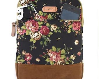 iPad mini case,iPad case, gift for women,iPad cover,tablet sleeve,personalized womens,iPad sleeve,gift for coworker,personalized iPad case