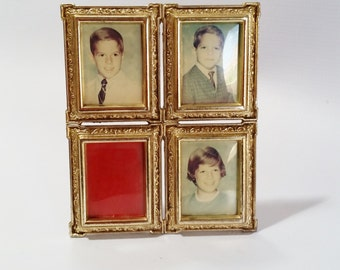 Collage Picture Frame, Gold Picture Frame, Picture Frame, Collage Photo Frame