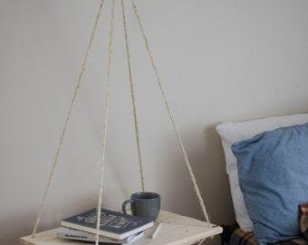 Hanging Bedside Table
