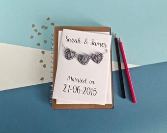 Wedding card   Personalised wedding card   Handmade custom wedding card    Keepsake card   WhiteCustom wedding card   Etsy. Personalized Wedding Cards. Home Design Ideas