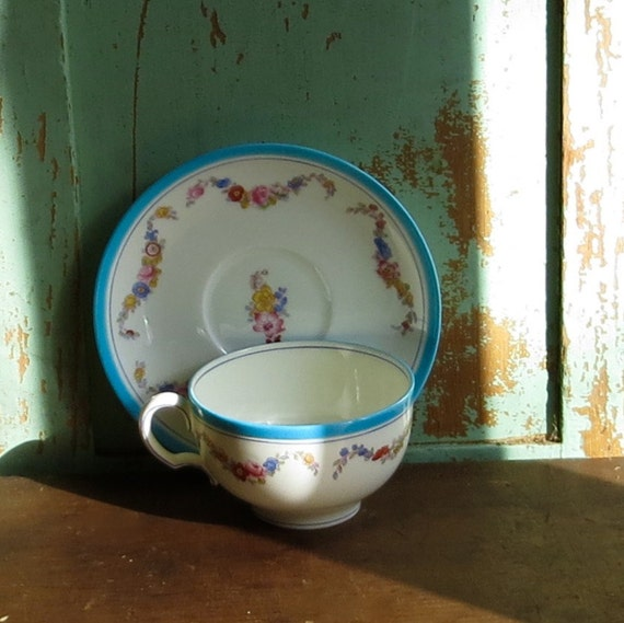 Mintons Tea Cup and Saucer