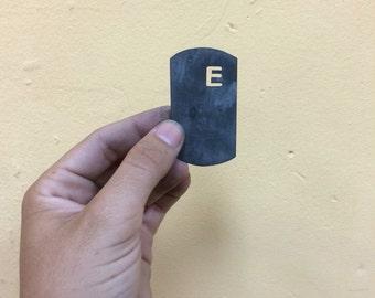 Eduardo's Dog Tag