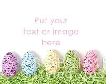 Easter Background / Styled Stock Photography / Spring Background / Spring Digital / Easter Styled / Social Media / JPEG / StockStyle-660