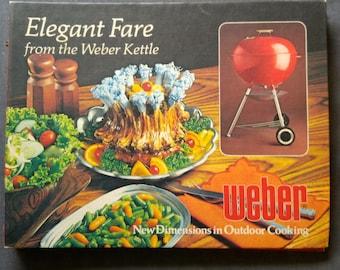Weber Bar B Q Cookbook
