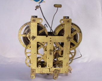 Cuckoo Clock Gears   Steampunk craft parts