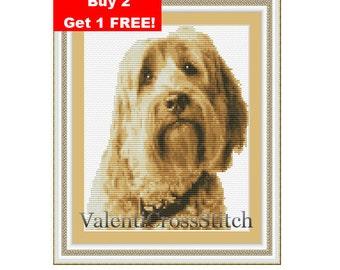 DOG Cross Stitch Pattern, dogs pattern, Cross Stitch Pattern, PDF Cross Stitch Pattern-Buy 2 get 1 free