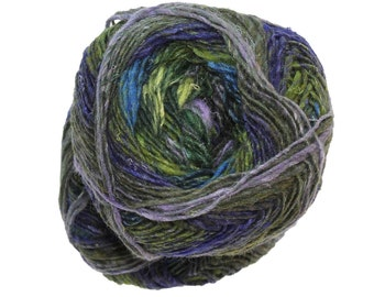 NORO YARN - Silk Garden Sock - 100g/300m Skein/Ball - NO. 354 - wool, silk, mohair, nylon