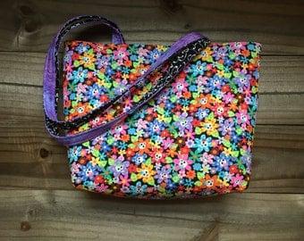Day of the Dead pattern (Día De Los Muertos) tote bag