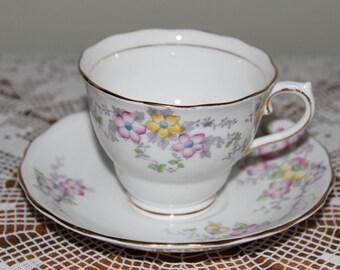 Colclough China Tea Cup  Made in Longton England Teacup