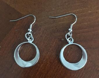 Stainless Steel Earrings.