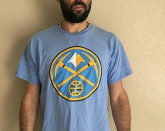OG Denver Nuggets Basketball T-Shirt