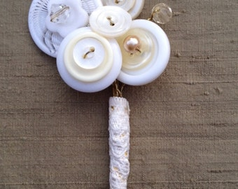 Wedding buttonhole, boutonnière, Groom's buttonhole, Best man, Mother of the Bride, UK seller