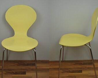 SALE Vintage chair, conference chair, kitchen chair / Danerka / model Rondo   Denmark