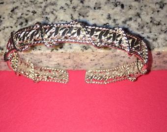 Wrapped bangle