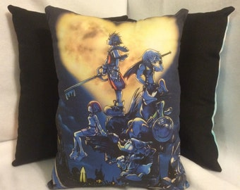 Kingdom Hearts Anime/Video Game Pillow