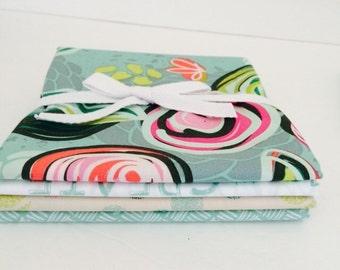 SALE!! 1/2 Yard Bundle Chalk and Paint by Caroline Hulse for Art Gallery Fabrics-4 Fabrics