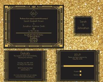 Invitation Sample Suite