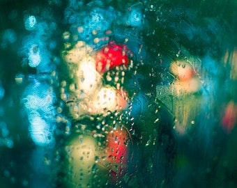 free shipping, rain photography, rain art, rain print, rain photo, abstract art prints, abstract wall art, abstract photography, home decor