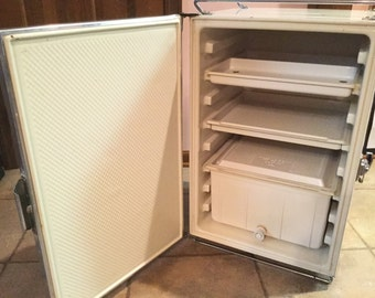 vintage coleman convertible cooler icebox