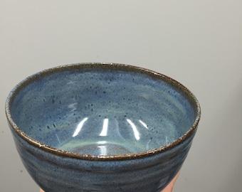 Handmade Ceramic bowl, cereal bowl