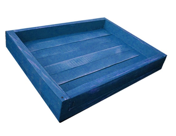 Extra Large 32 X 16 Wood Display Serving Tray