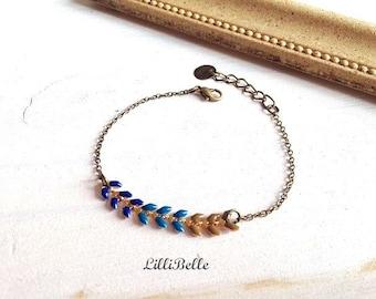 Bracelet Ayanna - Trio of colors