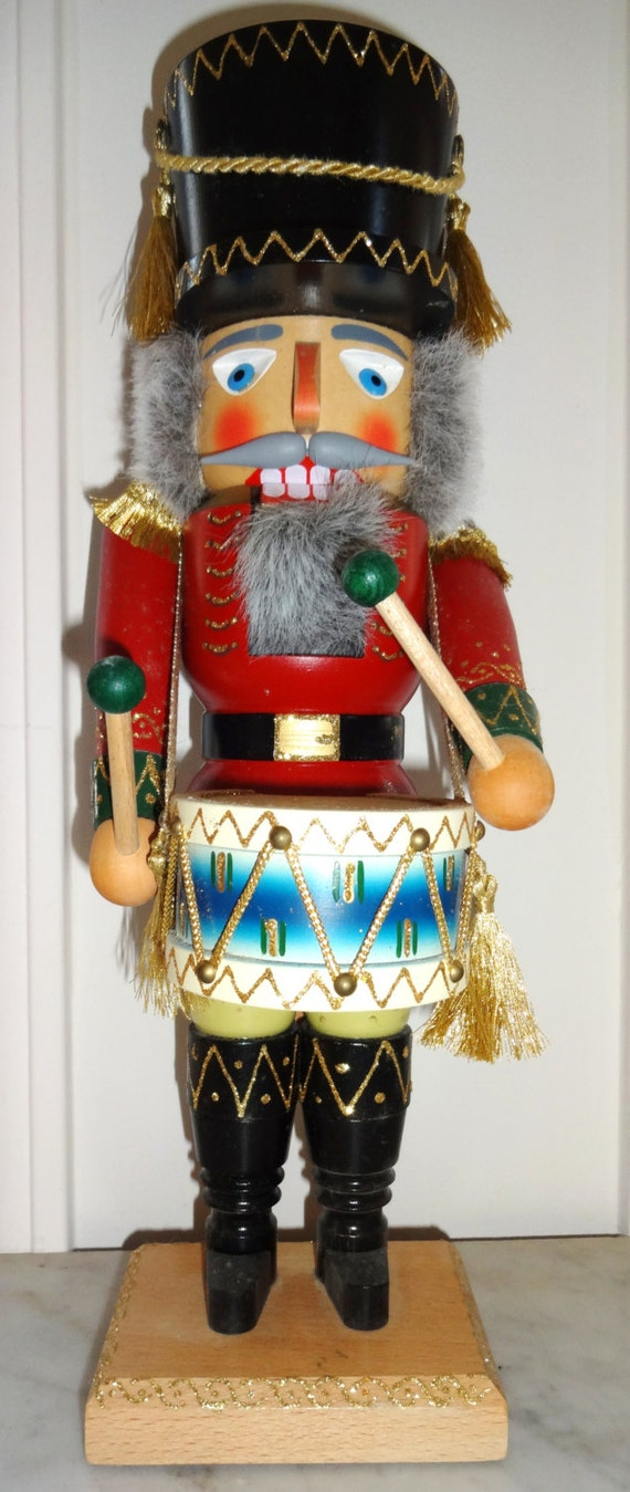 Nutcracker Germany highly collectible Ino Schaller