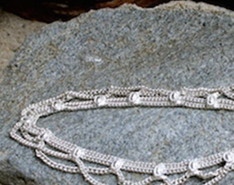 Payal Silver - Anklet