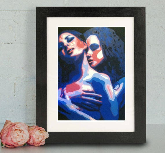 Lesbian Art Prints 111