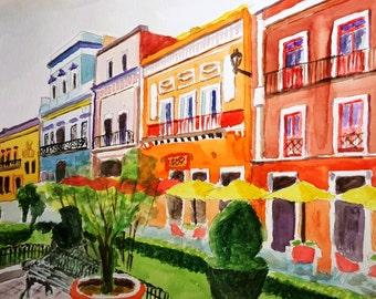 Cafe De La Calle