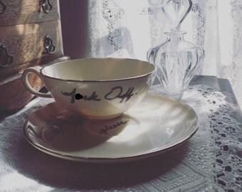 Class Act Teacup