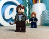 Dr Who The Doctor Matt Smith Amy Pond Custom Lego Figure Gift