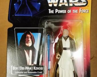 Vintage Star Wars Obi Wan Kenobi from 1995