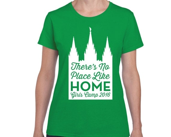 Items Similar To There 39 S No Place Like Home Girls Camp