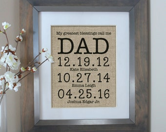 Gift for Dad from Daughter | Gift for Dad | Fathers Day Gift | Personalized Mens Gift | Personalized Gift For Him | Gift for Husband