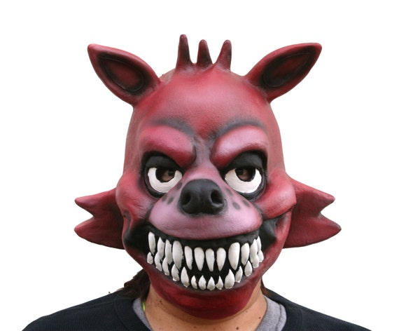 FNaF Full Head Foxy The Pirate Five Nights At Freddy's